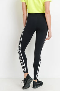 Mega Star Mono B Leggings-ALL SIZES