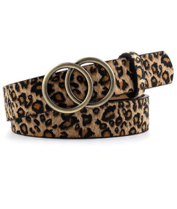 Double Ring Fashion Belts