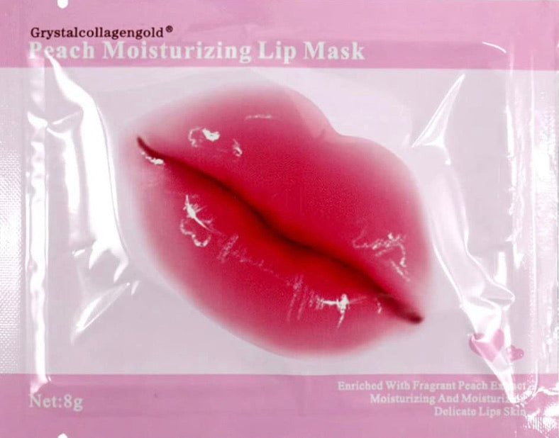 Moisturizing collagen lip plumping treatment