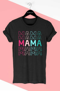 Mama Graphic Tee-All Sizes