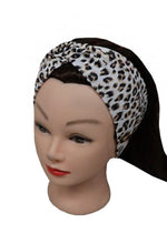 Load image into Gallery viewer, Animal Printed Boho Chic Headbands