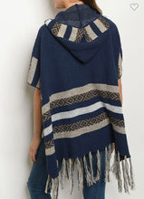 Load image into Gallery viewer, Ladies Of The Hood Poncho-(Small to Large)