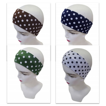 Load image into Gallery viewer, Polka Dot Headbands
