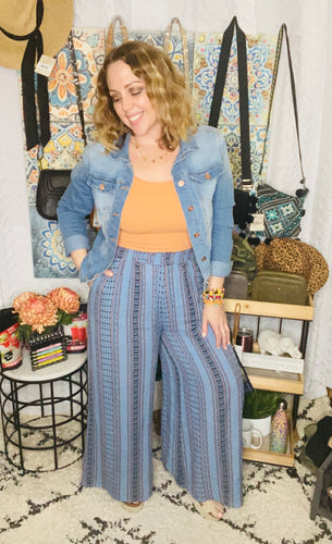Bohemian Summer Pants (All Sizes)