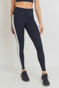 Wavy Wonder Leggings
