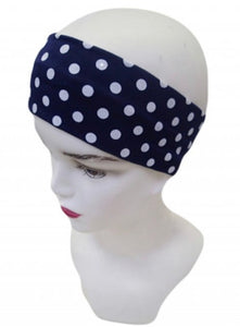 Polka Dot Headbands