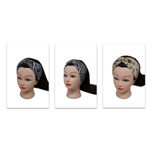 Load image into Gallery viewer, Snake Skin Boho Chic Headbands