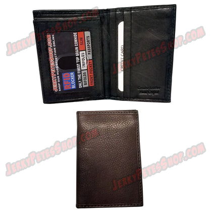 #62366 RFID SLIM/Front Pocket