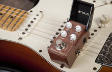 Load image into Gallery viewer, NEW JOYO Mini Acoustic Simulator Wooden Sound Ironman Series Guitar Pedal