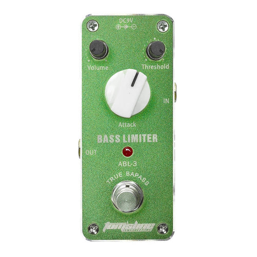 Aroma Tom's Line ABL-3 Bass Limiter Mini Guitar Pedal