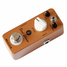 Load image into Gallery viewer, New MOOER Soul Shiver Mini Chorus, Vibrato, Rotary Multi Modulation Guitar Effect Pedal