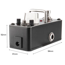 Load image into Gallery viewer, Aroma AHOR-3 HOLY WAR Mini Classic Metal Distortion Effect Pedal True Bypass