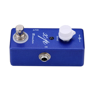Mosky XP Booster Electric Guitar Effect Pedal Mini Single Effect with Clean Boost True Bypass