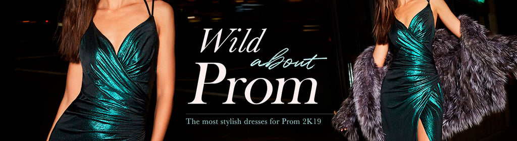 SMC Fashion Wild about Prom