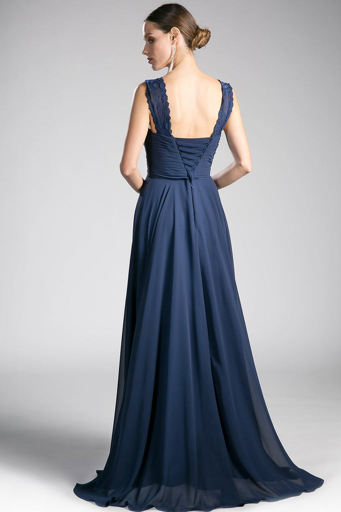 Elegant Long Dresses With Straps CDCJ249-Long Dresses-smcfashion.com