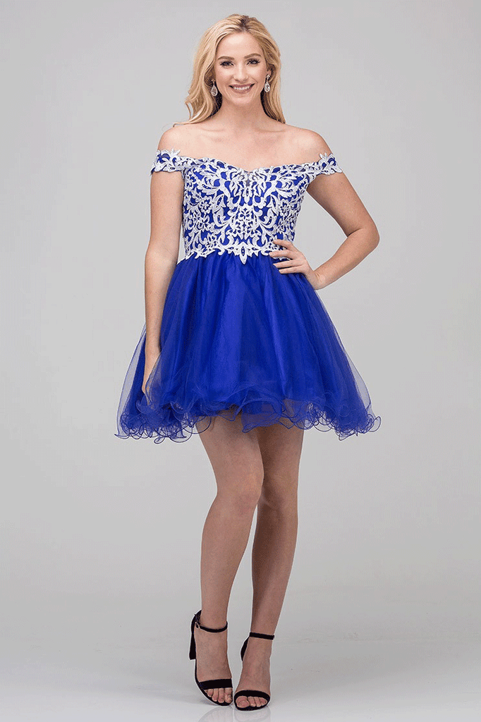 Wholesale Fitted Homecoming Dresses SB17313-Homecoming Dresses-smcfashion.com