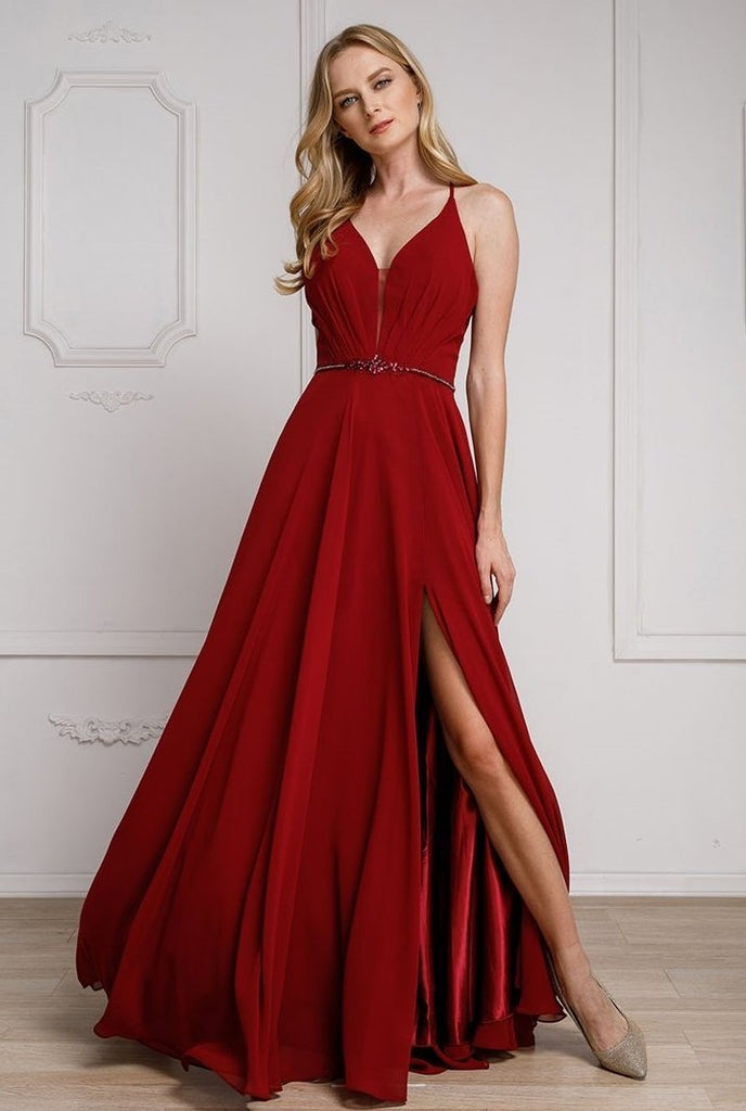 Wholesale Long Celebrity Long Evening Gowns ACSU026 - smcfashion.com