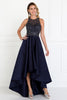 Cute Long Dresses With Jewels Embellished GSGL1501-Long Dresses-smcfashion.com
