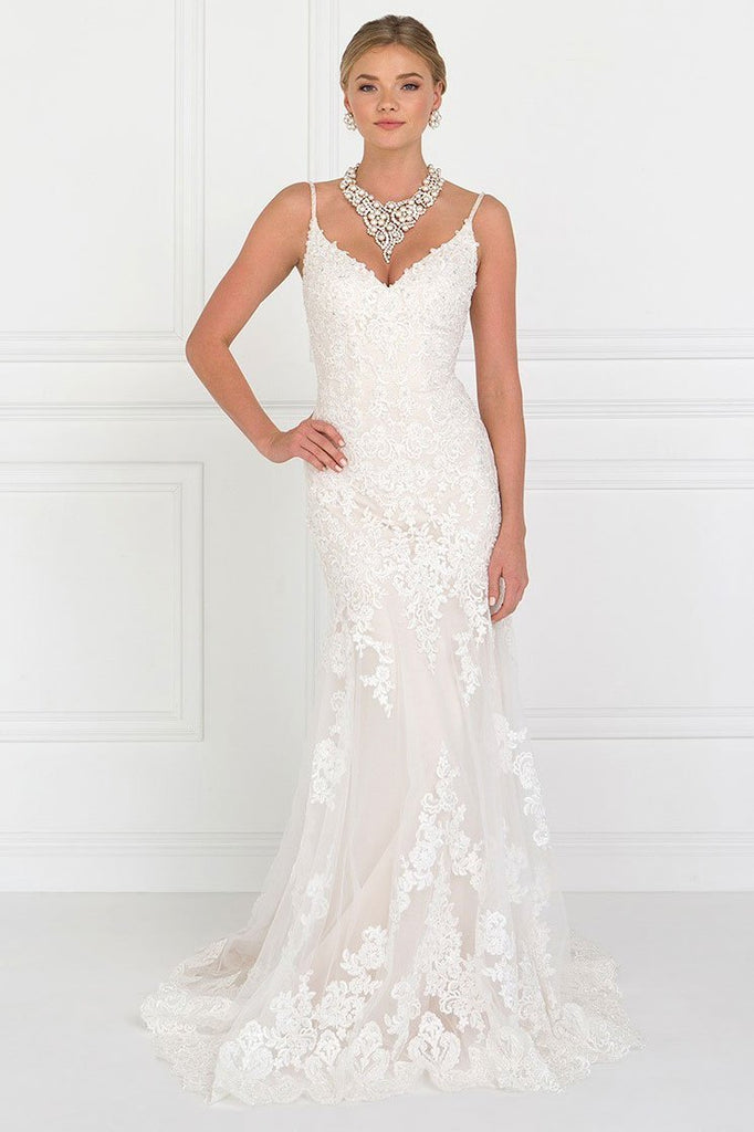 Long Wholesale Wedding Gowns GSGL1515-Wedding Dresses-smcfashion.com