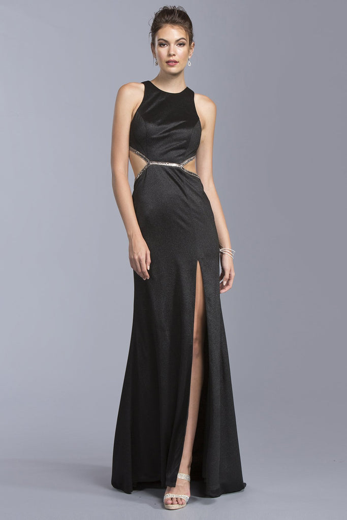 Amazing High Floor Length Gowns APL1993 - smcfashion.com