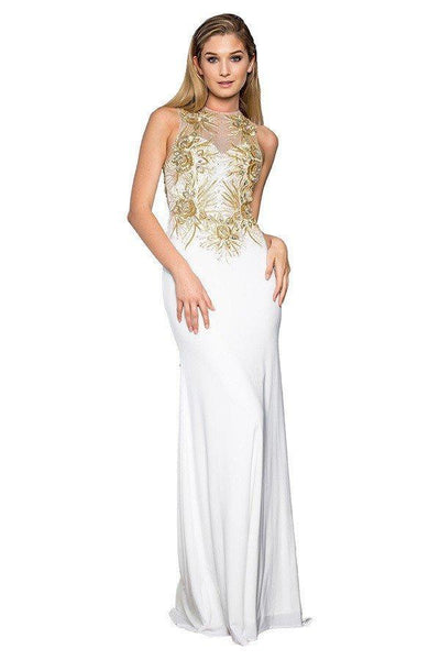 Long Gowns for Formal Evening GSGL1343-Sale-smcfashion.com