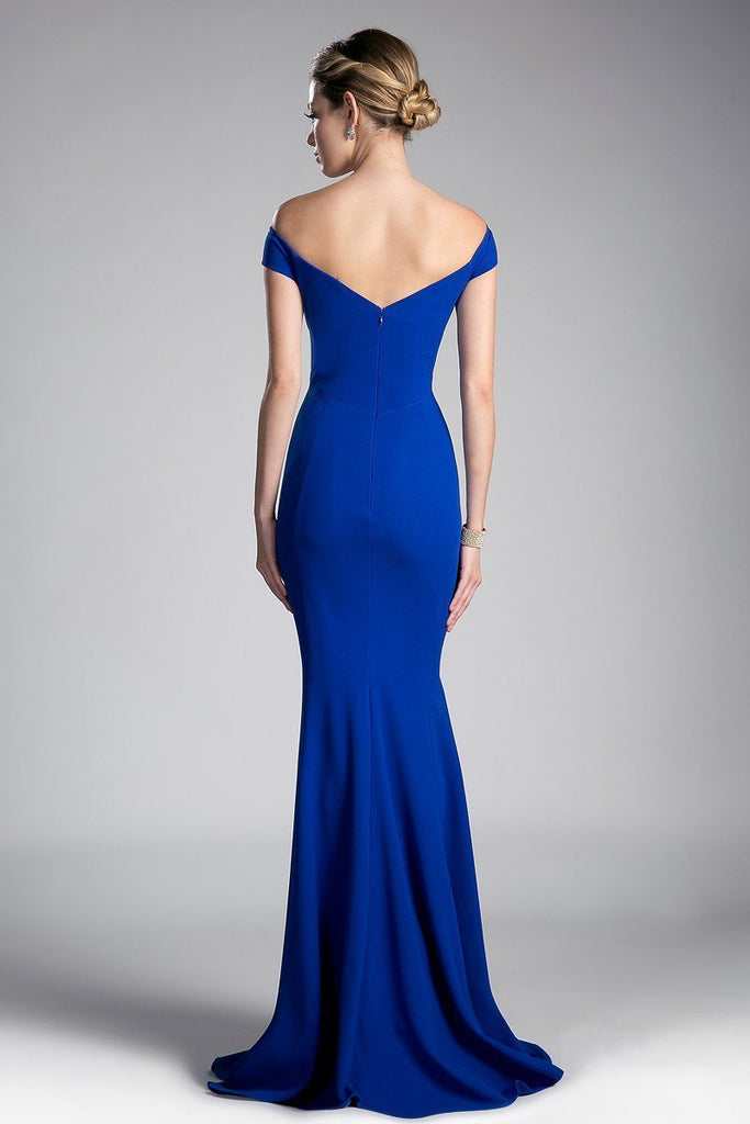 Affordable Long Modest Evening Gowns CDCD711-Evening Dresses | Smcfashion.com-smcfashion.com