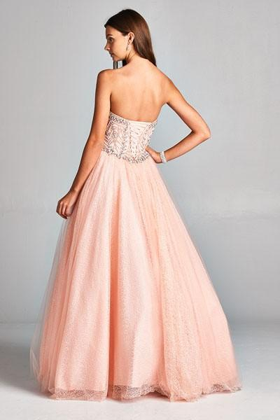 Celebrity Prom Gowns APL1881-Prom Dresses-smcfashion.com