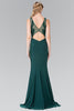 Bateau Neckline Sleeveless Sequin Bodice Prom Dress GSGL2222