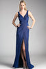Long Formal Prom Gowns With Mermaid Shape CDCH551-Long Dresses-smcfashion.com