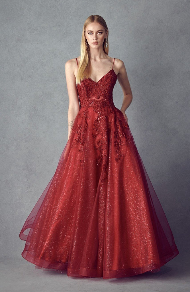 A-Line Sweetheart Neckline Prom Dress JT251