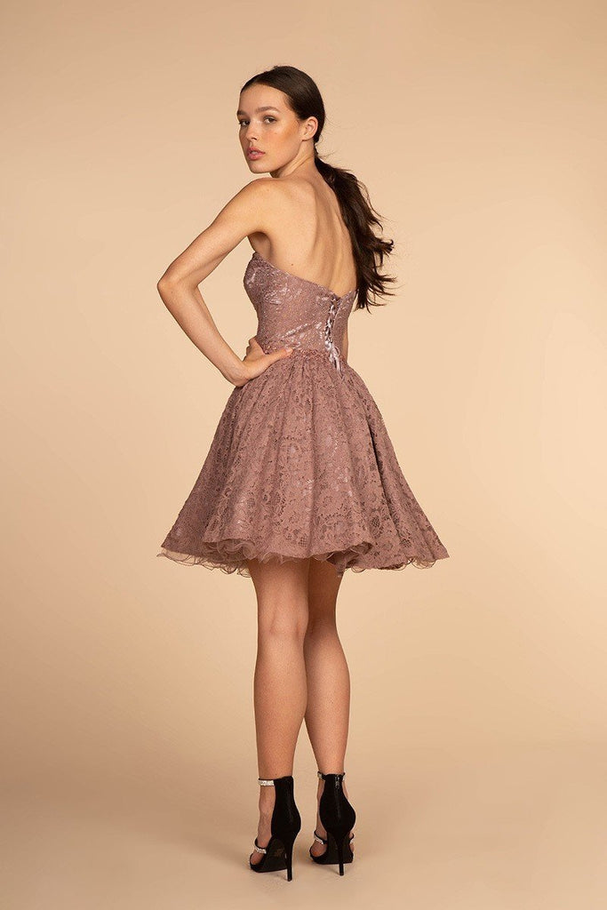 Short Wholesale Cute Homecoming Dresses GSGS1611-Homecoming Dresses | Smcfashion.com-smcfashion.com