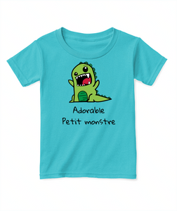 Adorable petit monstre