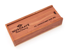 Tennessee Red Cedar Pencil Box