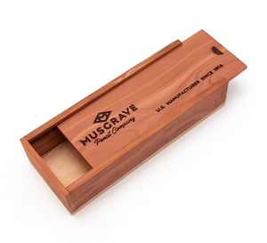Tennessee Red Cedar Pencil Box | Musgrave Pencil Company