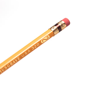 Harvest 320 | #2 Wood-cased Hexagonal Pencil | Musgrave Pencil Company