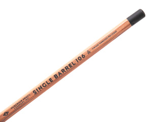 Single Barrel 106 | Single Pencil | #2 Hexagonal Cedar Pencil | Musgrave Pencil Company