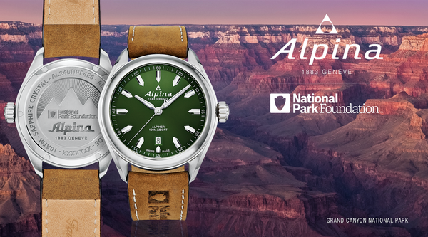 Alpina introduces the Limited Edition National Park Foundation Alpiner