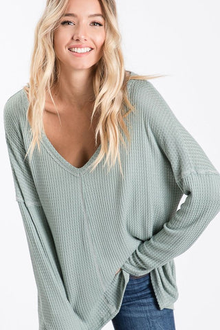 Slouchy Sage Thermal