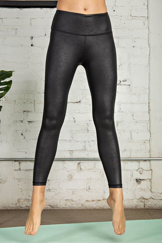 Black Day or Night Leggings
