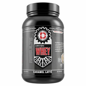 Driven Product of the Week: Driven Whey Protein