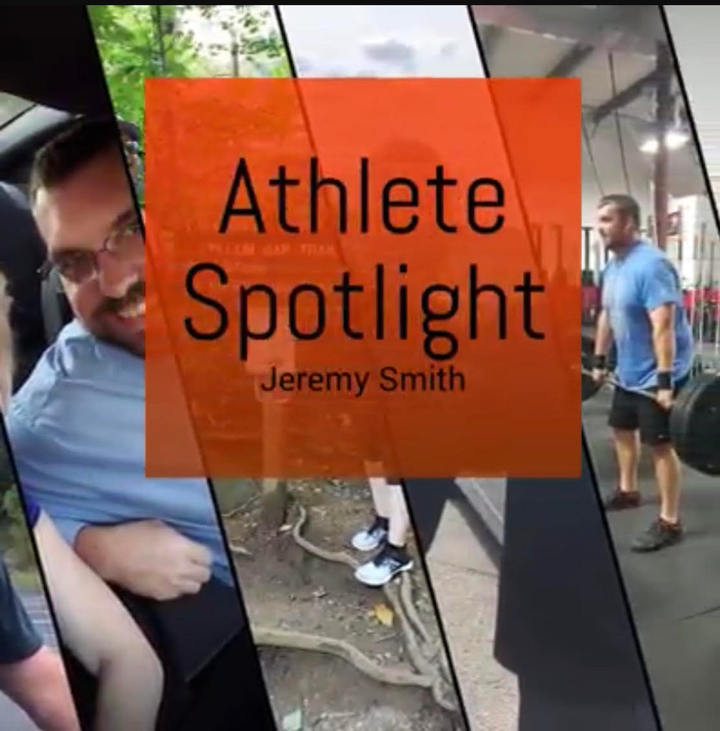 Athlete Spotlight:  Jeremy Smith