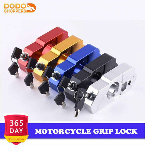Motorcycle Handlebar Security Lock - DoDo Shoppers