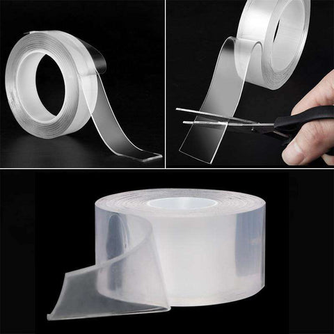 Double-sided washable adhesive tape - DoDo Shoppers