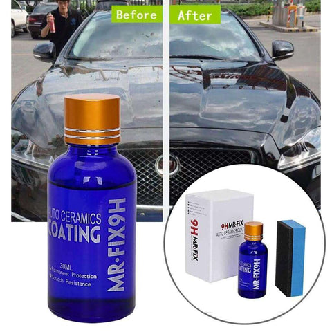 Anti-Scratch Ceramic Car Coating - DoDo Shoppers