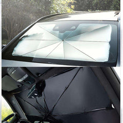 FOLDABLE CAR SUN UMBRELLA - DoDo Shoppers