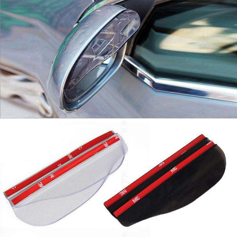 Car Mirror Rain Shield (1lot / 2pcs) - DoDo Shoppers