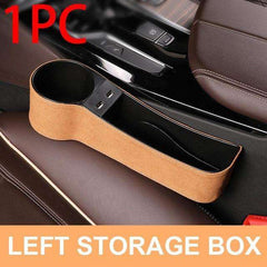UNIVERSAL CAR SEAT STORAGE WITH DUAL USB CHARGING - DoDo Shoppers