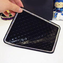 Car Rhinestone Anti Slip Mat