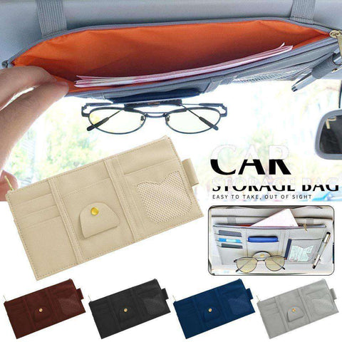 Car Sun Visor Organizer - DoDo Shoppers