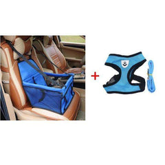 Dog Safety Car Set (portable seat, dog vest and seat belt) - DoDo Shoppers